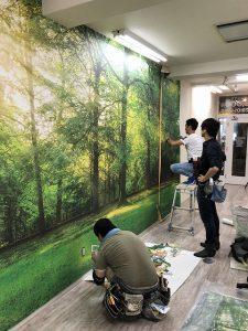 あんの木|壁紙|施工例0018