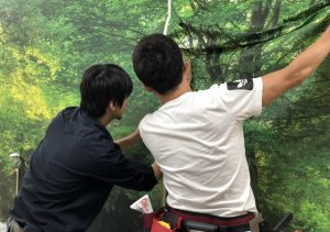 あんの木|オリジナル壁紙|施工例001