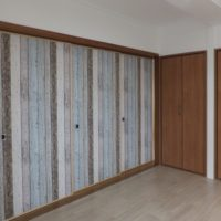 あんの木 壁紙 施工例003