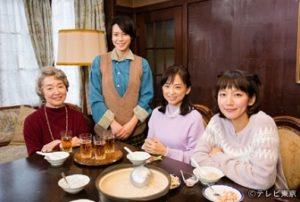 あの家に暮らす四人の女